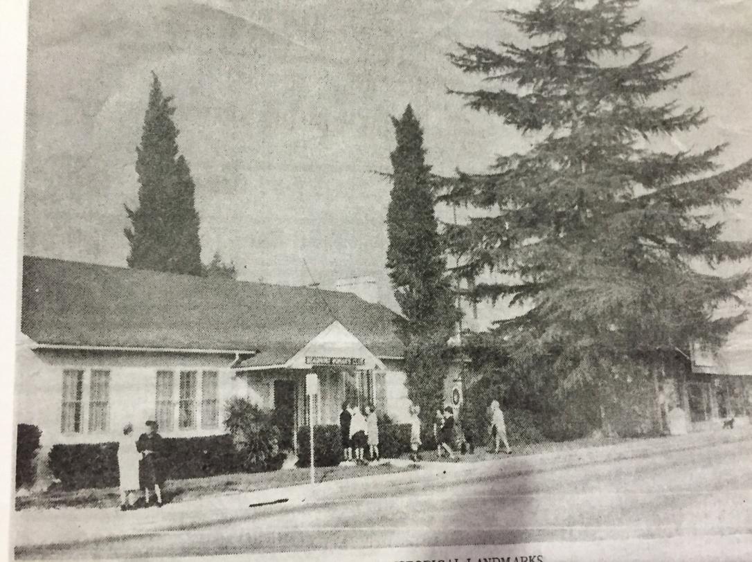 1950 woman's club